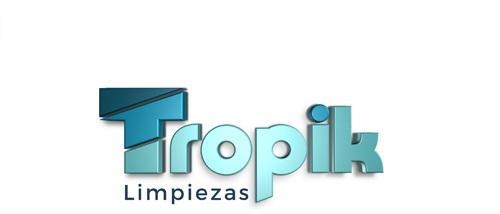 LOGO -Limpiezas-Tropik-2