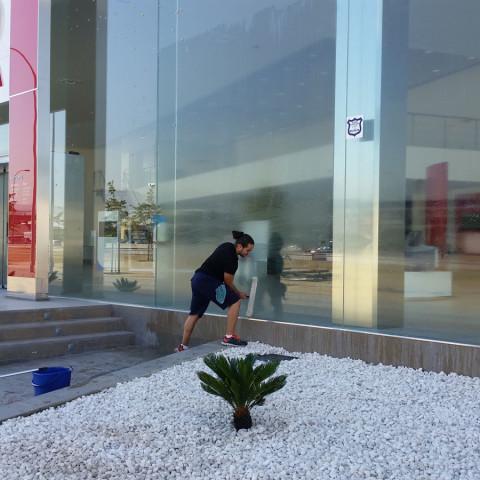 Limpieza Concesionario Toyota Granada